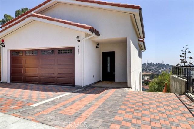 5038 O Sullivan Drive, Los Angeles, CA 90032