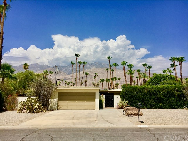 671 S Bedford Dr, Palm Springs, CA 92264-8246