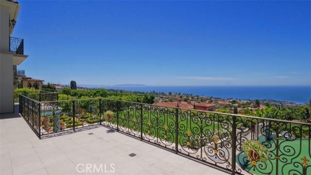 Ocean & Catalina View from Balcony