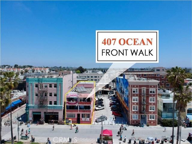 407 Ocean Front Walk, Venice, CA 90291
