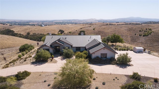 6525 Straw Ridge Road, Paso Robles, CA 93446