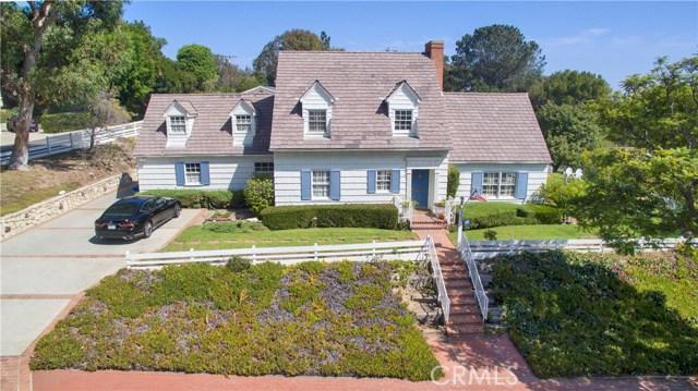 3633 Via La Selva, Palos Verdes Estates, CA 90274