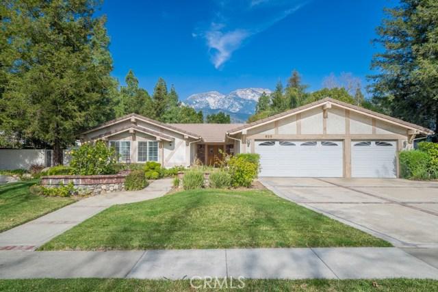 625 Ridgeview Court, Upland, CA 91784