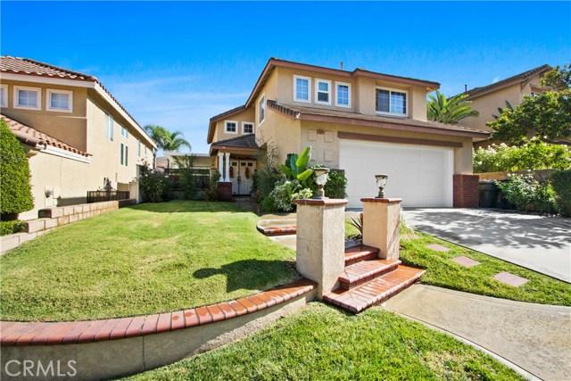 1246 S Silver Star Way, Anaheim Hills, California
