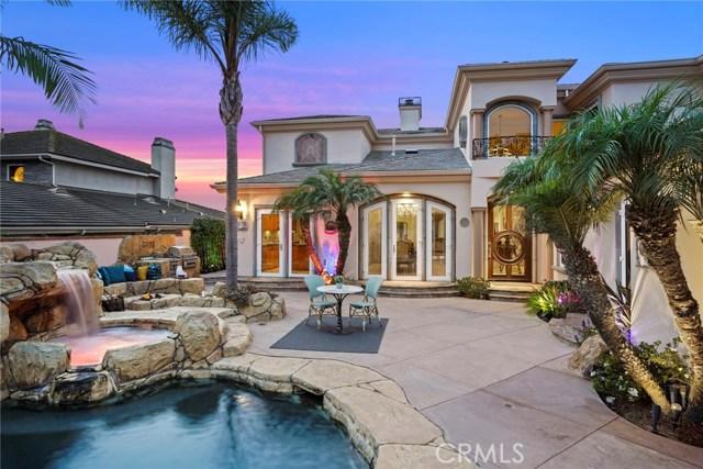 55 Montecito Drive | Spyglass Hill Custom (SPYC) | Corona del Mar CA