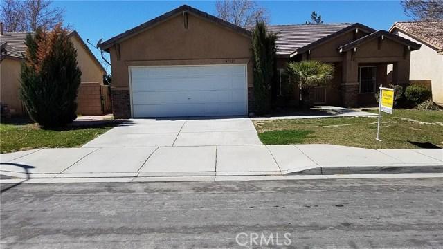 45827 Berkshire Street, Lancaster, CA 93534