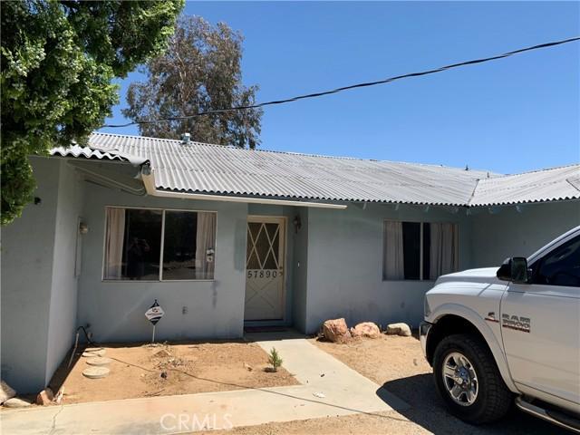 57890 Pueblo, Yucca Valley, CA 92284 Photo
