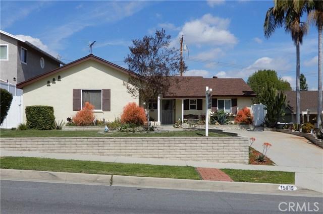 15815 Glazebrook Drive, La Mirada, CA 90638