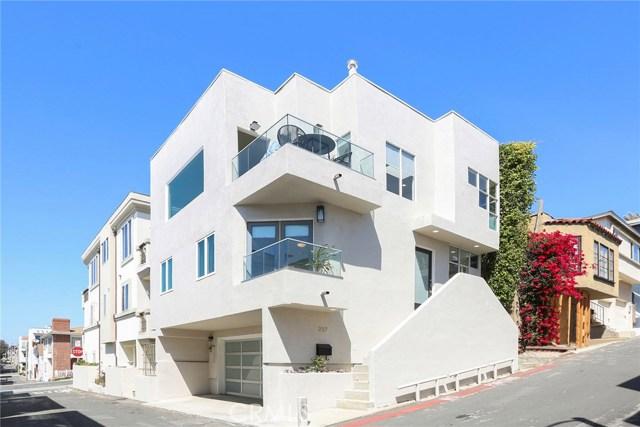 217 Marine Place, Manhattan Beach, California 90266, 2 Bedrooms Bedrooms, ,2 BathroomsBathrooms,For Sale,Marine,SB20070286