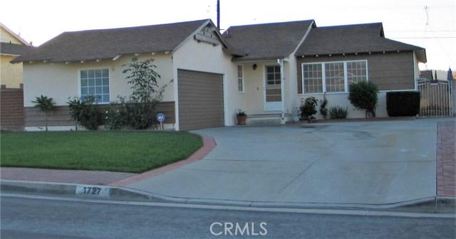 1727 Olympus Avenue S, Hacienda Heights, CA 91745