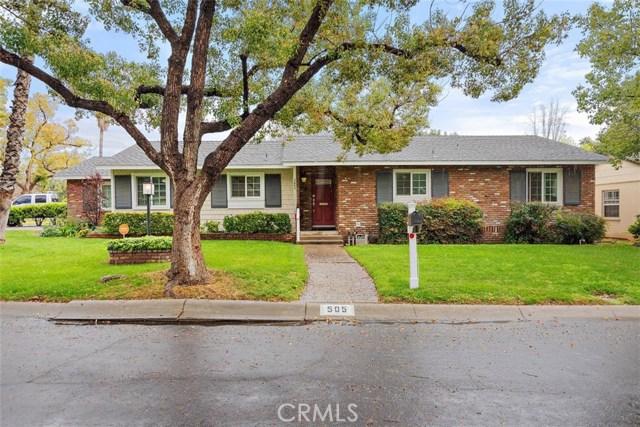 505 Fairmont Drive, San Bernardino, CA 92404