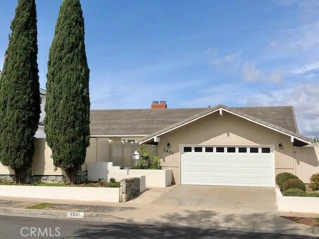 2621 Alta Vista Drive, Newport Beach, CA 92660