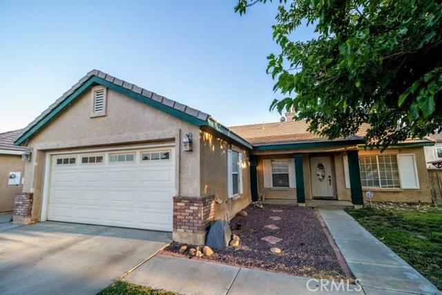 3400 Firebush Avenue, Rosamond, CA 93560