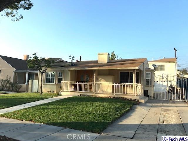 605 Hawthorne Street, Glendale, CA 91204