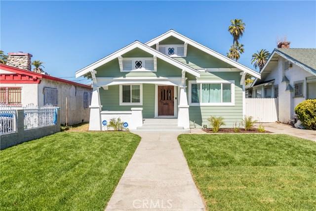 1615 W 50th Street, Los Angeles, CA 90062