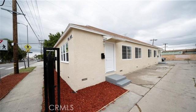 9814 S Hoover Street, Los Angeles, CA 90044