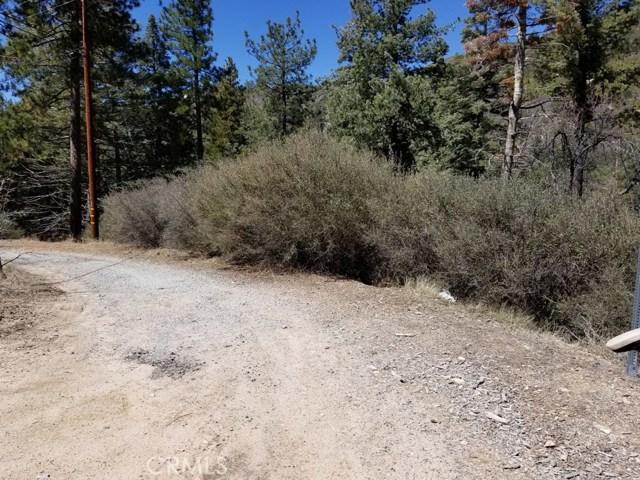 0 Elder Drive, Cedar Glen, CA 92321