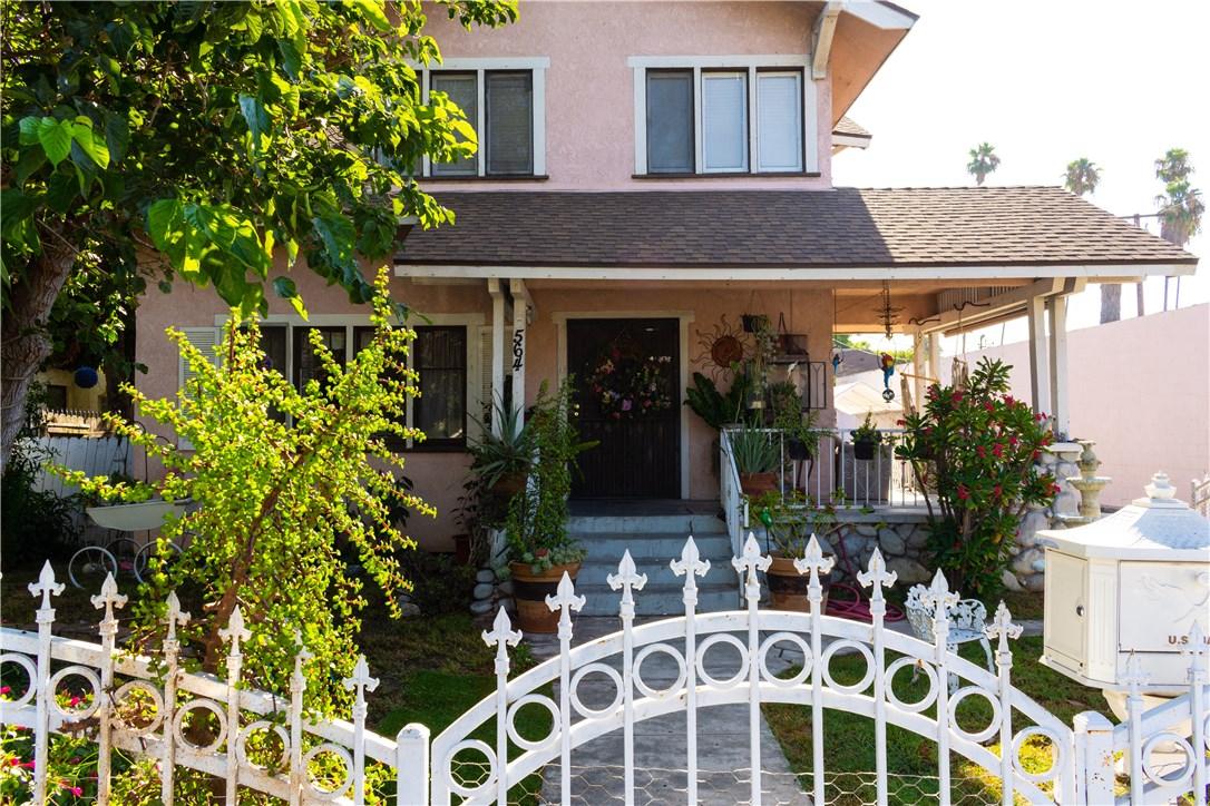 564 N San Antonio Avenue, Pomona, CA 91767