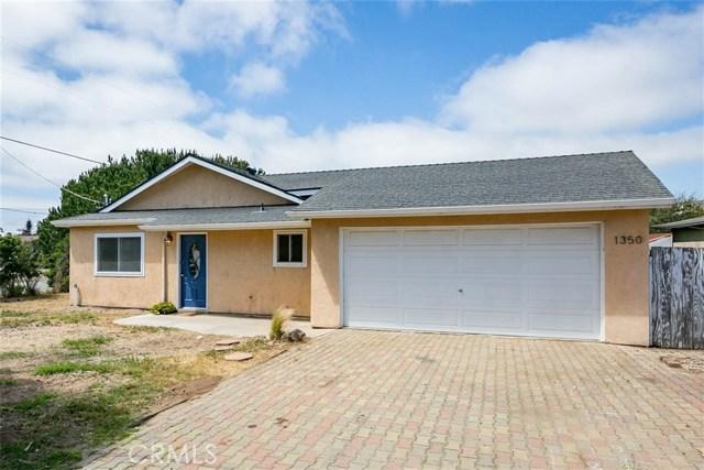 1350 Paso Robles Avenue, Los Osos, CA 93402