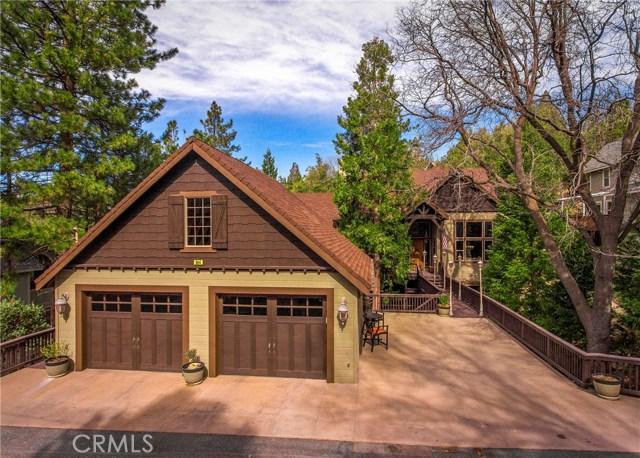 964 Teakwood Drive, Lake Arrowhead, CA 92352