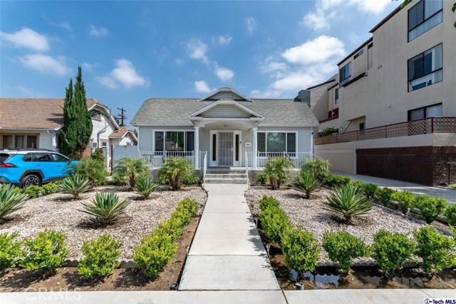 621 Palm Drive, Glendale, CA 91202