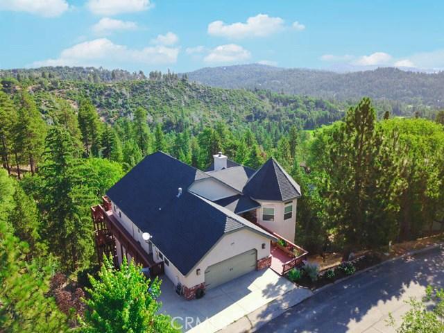 111 Cypress Drive, Lake Arrowhead, CA 92352
