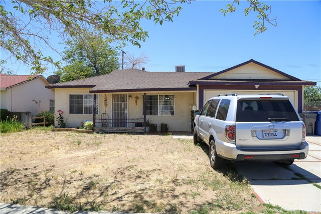 232 Pictorial Street, Palmdale, CA 93550