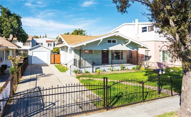 6341 Gentry Street, Huntington Park, CA 90255