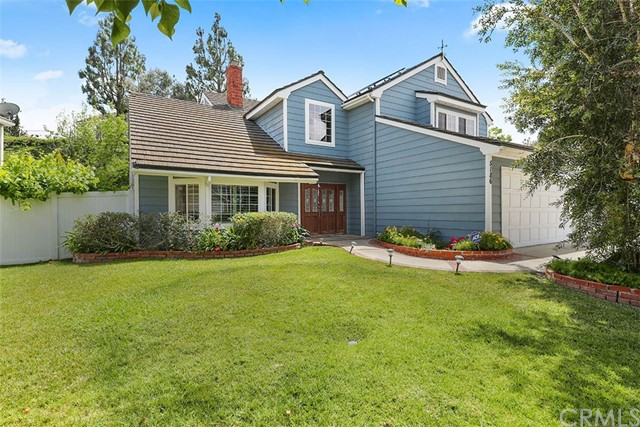 One of Anaheim Hills Homes for Sale at 5186 E Cavendish Lane, 92807