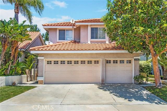20585  Easthill Drive, Yorba Linda, California
