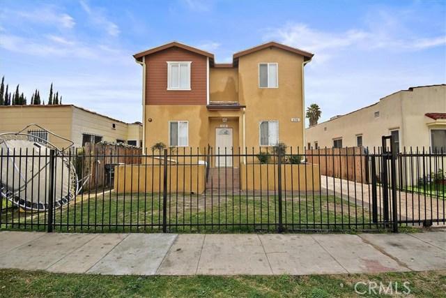636 E 73rd Street, Los Angeles, CA 90001