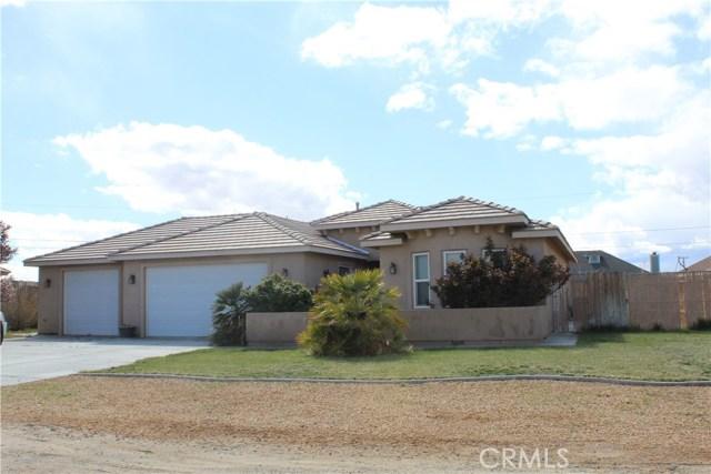 10624 Camille Court, California City, CA 93505