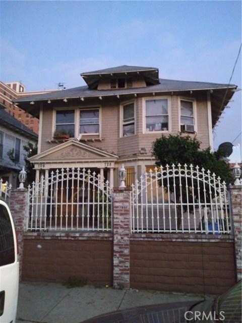 726 Columbia Avenue, Los Angeles, CA 90017