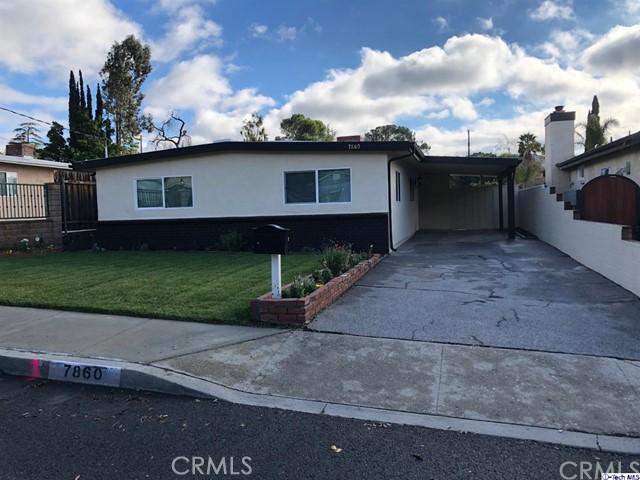 7860 Jayseel Street, Sunland, CA 91040