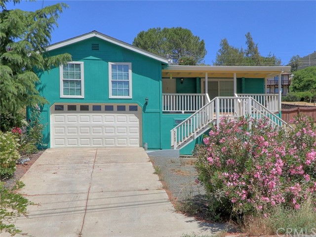 3349 Lakeview Drive, Nice, CA 95464