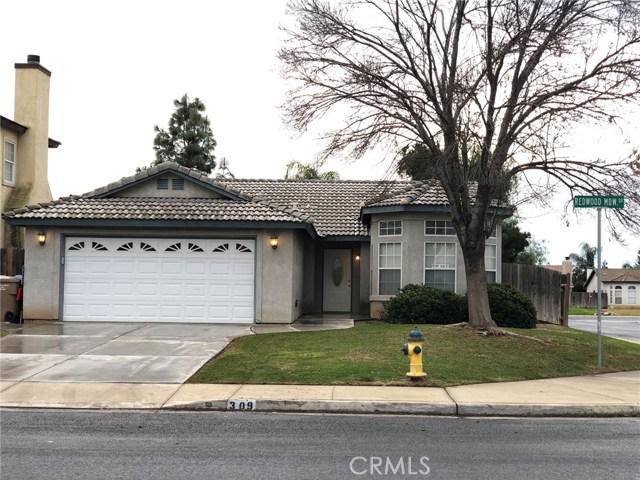 309 Redwood Meadow Dr, Bakersfield, CA 93308