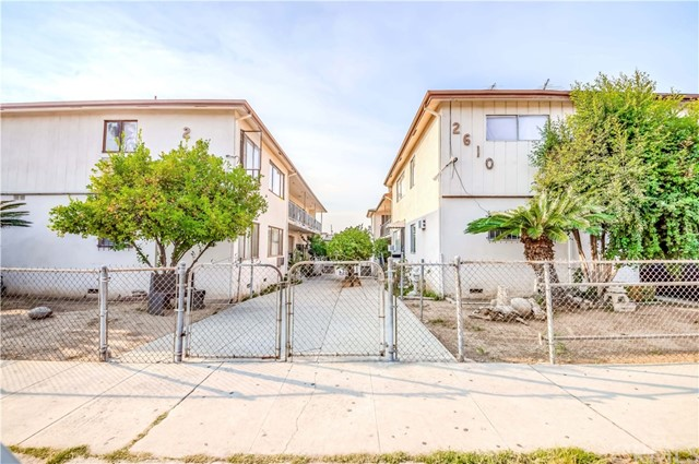 Well Maintained 13 Units Great Investment Property Near Downtown LA, 2 Buildings of 2610 (6U) & 2614 (7U) on 2 Parcels, 1=2+1.5, 4=2+1, 8=1+1, Earthquake Retrofit Construction Completed in 2018 (Valued around $100,000), 8 Cars Attached Garage with Remote Control plus 2 Carport Space, Huge Potential to Increase Value, Highly Desirable Rental Area, Easy Access to Major Freeway,