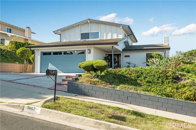 5057 Silver Arrow Drive, Rancho Palos Verdes, California 90275, 3 Bedrooms Bedrooms, ,2 BathroomsBathrooms,For Sale,Silver Arrow,SB17268135