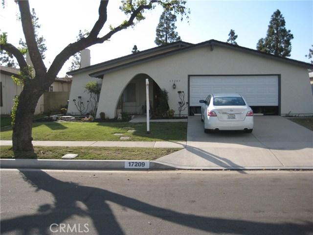 17209 Parkvalle Ave, Cerritos, CA 90703