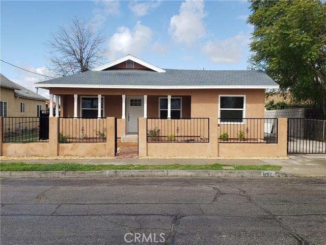 672 N J Street, San Bernardino, CA 92411