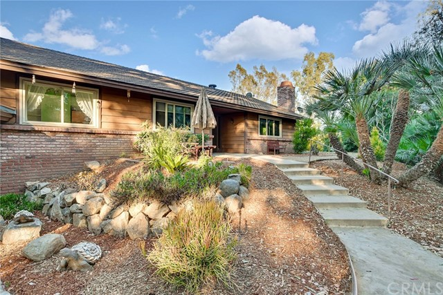 1831  Foothill Drive, Vista in San Diego County, CA 92084 Home for Sale