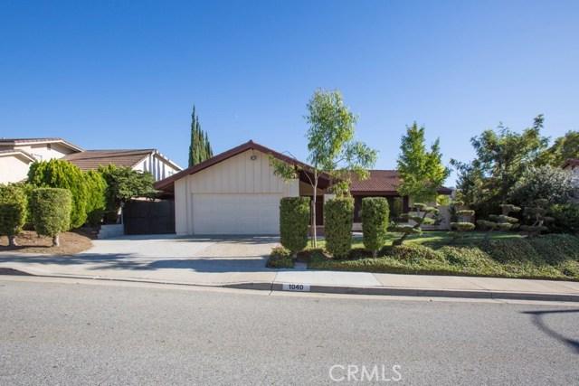 1040 Calle Carrillo, San Dimas, CA 91773