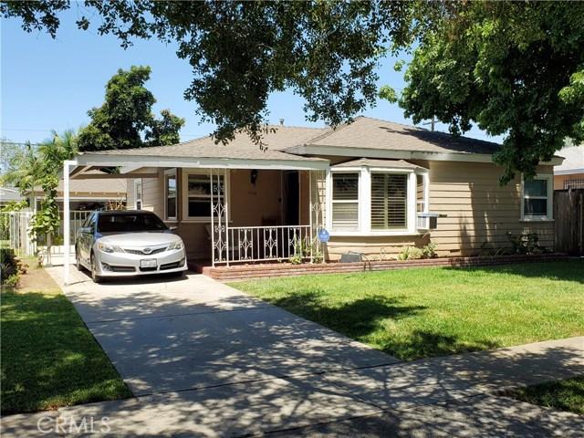 1716 S Parton Street, Santa Ana, CA 92707