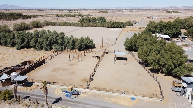 Plenty of area for livestock