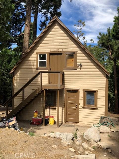 26058 Fire Hall Loop, Twin Peaks, CA 92391
