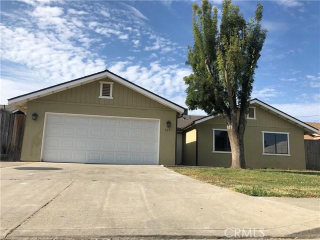 825 Moffat Drive, Hanford, CA 93230