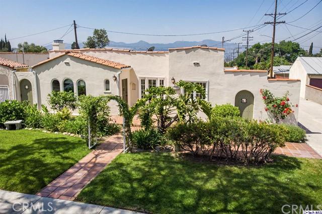 1806 W Kenneth Road, Glendale, CA 91201