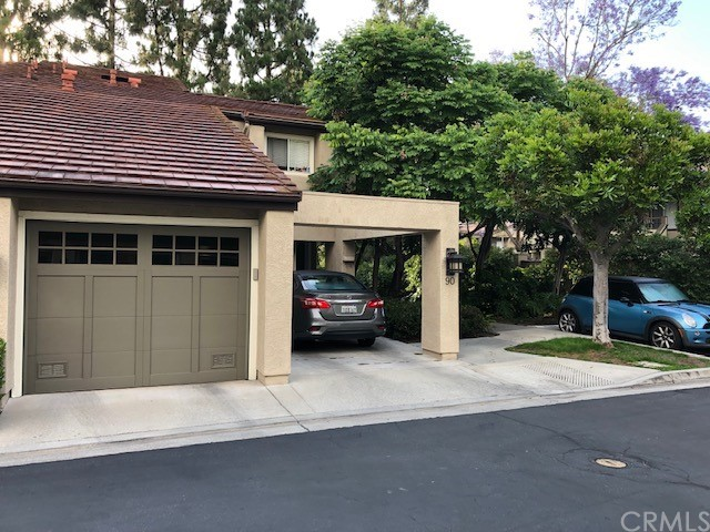 UNIVERSITY TOWN CENTER (PRINCETON TOWNHOMES): Walking distance to UCI. This property features 2 master suites upstairs, each with private full bath. Kitchen was remodeled in 2013 with new cabinets, granite counter-top and new bathroom in one of the upstairs' suites. One car garage has direct access to the house and 1 adjacent dedicated car port. Association amenities include pool and tennis courts. Washer, dryer and refrigerator included.