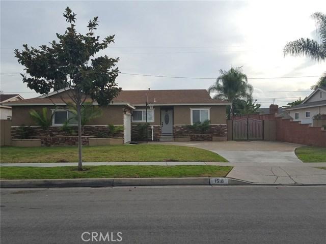 1518 W Baker Ave, Fullerton, CA 92833
