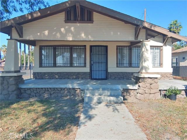 1501 N E ST, San Bernardino, CA 92405